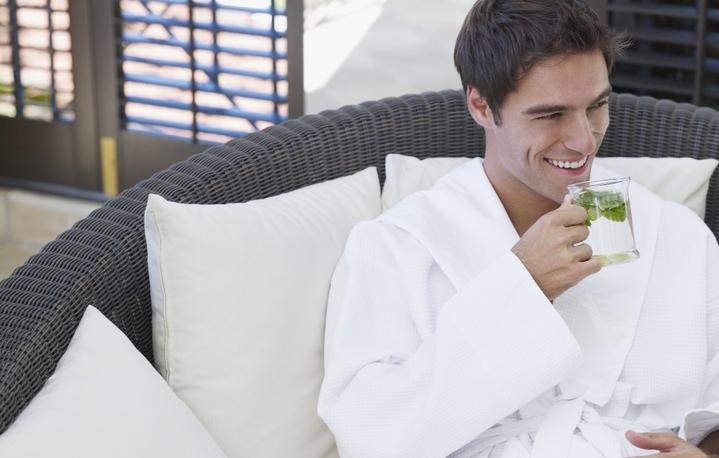 спа-программа для мужчин